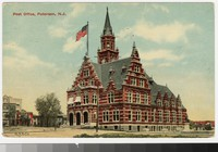 Post Office, Paterson, New Jersey, 1907-1912