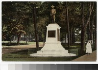 General Joseph Warren Monument, Warren, Pennsylvania, 1907-1914