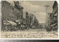 Main Street, Paterson, New Jersey, 1901-1906