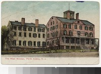 Westminister, Perth Amboy, New Jersey, 1907-1912