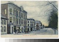 West Main Street, Waynesboro, Pennsylvania, 1907-1914