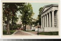 Whig and Clio Halls, Princeton University, Princeton, New Jersey, 1903-1906