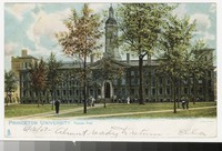 Nassau Hall, Princeton University, Princeton, New Jersey, 1901-1906