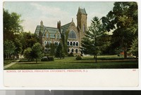 John C. Green School of Science, Princeton University, Princeton, New Jersey, 1901-1906