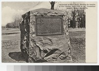 Fort Durkee Monument, Wilkes-Barre, Pennsylvania, 1907-1914