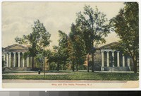 Whig and Clio Halls, Princeton University, Princeton, New Jersey, 1907-1912