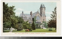 John C. Green School of Science, Princeton University, Princeton, New Jersey, 1903-1906