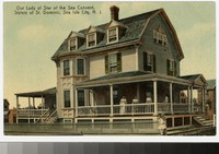 Our Lady of Star of the Sea Convent, Sea Isle City, New Jersey, 1907-1914