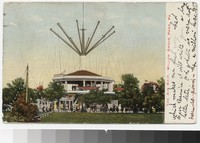 Air Ship ride, Willow Grove Park, Pennsylvania, 1907-1914