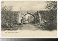 Arch Bridge, Short Hills, New Jersey, 1901-1906