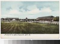 Fairgrounds, York, Pennsylvania, 1901-1907