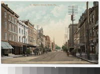 East Market Street, York, Pennsylvania, 1907-1914