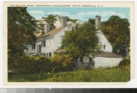 Wallace House, Somerville, New Jersey, 1915-1930