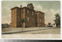 Public school, South Amboy, New Jersey, 1901-1906