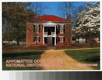 Appomattox Court House National Historical Park, Virginia, circa 1981-2000