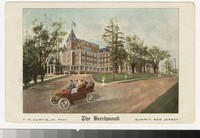 Beechwood Hotel, Summit, New Jersey, 1907-1908