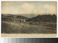Fisher's Hill Battlefields and Valley Turnpike, Strasburg, Virginia, circa 1907