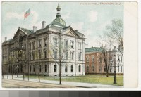 State Capitol, Trenton, New Jersey, 1901-1906