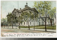 New Jersey State Capitol, Trenton, New Jersey, 1901-1906