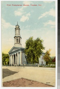 First Presbyterian Church, Trenton, New Jersey, 1907-1910