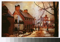 """Fredericksburg After the Battle"", Fredericksburg, Virginia, circa 1941-1970"