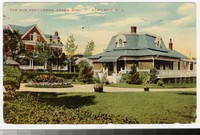 Old Hoey Lodge, Cedar Avenue, West End, New Jersey, 1907-1910