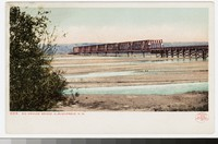 Rio Grande Bridge, Albuquerque, New Mexico, 1902-1906