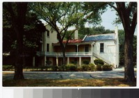 Former residence of commanding officers, Fort Monroe, Old Point Comfort, Virginia, circa 1951-1980
