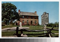Stone House, Manassas National Battlefield Park, Manassas, Virginia, circa 1961-1980