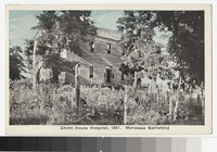 Chinn House Hospital, Manassas, Virginia, circa 1915-1930