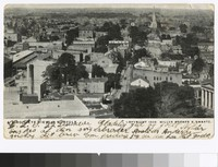 Bird's eye view, Norfolk, Virginia, 1905;1907