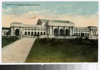 Union Station, Washington, D.C., 1907-1914