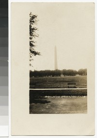 Washington Monument, Washington, D.C., 1907-1914