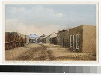 Truches, a mountain village, near Santa Fe, New Mexico, 1915-1930
