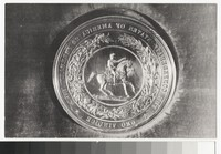 Confederate Seal, Richmond, Virginia, circa 1945-1980