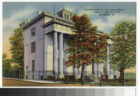 White House of the Confederacy, Twelfth and Clay Streets, Richmond, Virginia, circa 1930-1944
