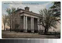 White House of the Confederacy, 12th and Clay Steets, Richmond, Virginia, circa 1907-1914