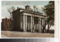 Confederate Museum, Richmond Virginia, circa 1907-1914