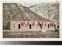 Mexican home, New Mexico, 1907-1909