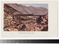 High Bridge, Georgetown Loop, Colorado, 1901-1907
