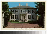 Governor's Mansion, Richmond, Virginia, circa 1951-1970