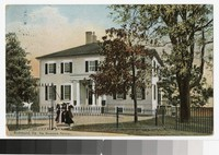 Governor's Mansion, Richmond, Virginia, circa 1907-1914