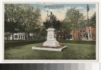 Howitzer Monument, Richmond, Virgina, circa 1915-1930
