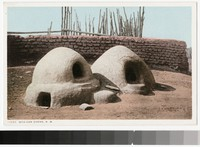 Mexican ovens, New Mexico, 1915-1930