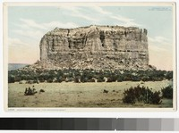 Mesa Encantada, New Mexico, 1907-1914