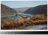 Potomac and Shenandoah Rivers, Harper's Ferry, West Virginia, 1961-1980