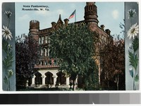 State Penitentiary, Moundsville, West Virginia, 1907-1914