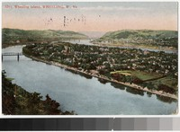 Wheeling Island, Wheeling, West Virginia, 1907-1914