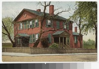 Home of John Marshall, Richmond, Virginia, circa 1907-1914