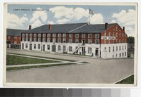 Libby Prison, Richmond, Virginia, circa 1915-1916